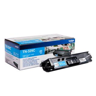 Brother Toner TN329C, cyan, 6.000 strani